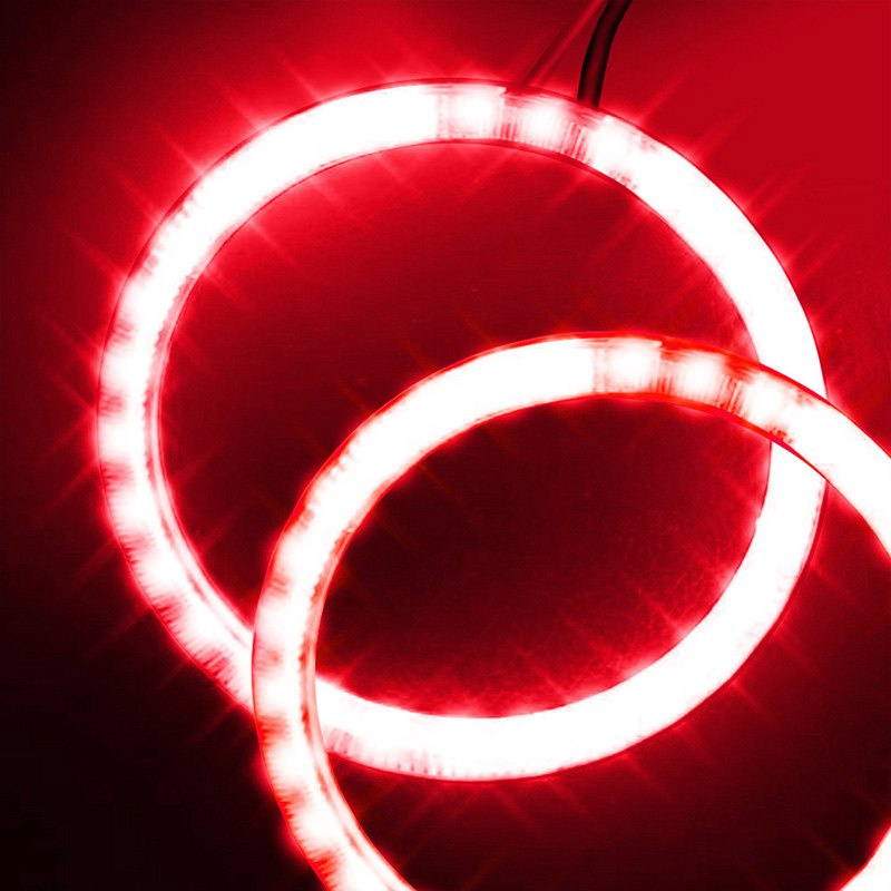 Oracle Lighting SMD Red/White Halo Kit for Fog Lights - Oracle Lighting 2264-022