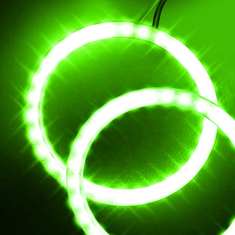Oracle Lighting SMD Green Halo Kit for Headlights - Oracle Lighting 1300-004