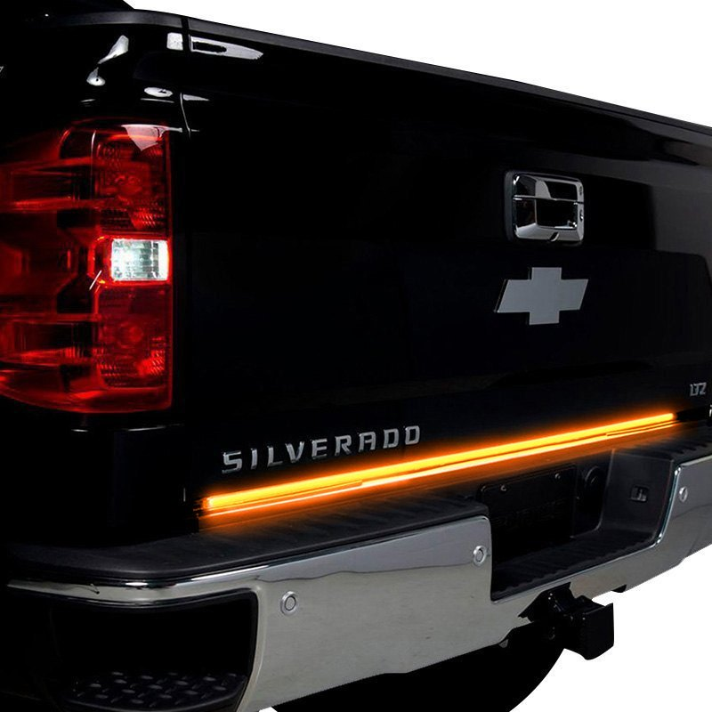 Buy putco blade led tailgate light bars for best price and free shipping putco parts accessories putco blade led tailgate light bars aloadofball Choice Image