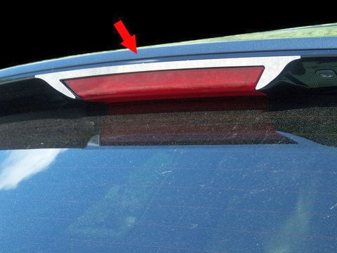 QAA Chrome Brake Light Trim