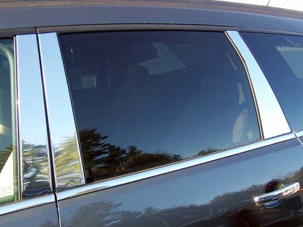 QMI Chrome Pillar Post Trim
