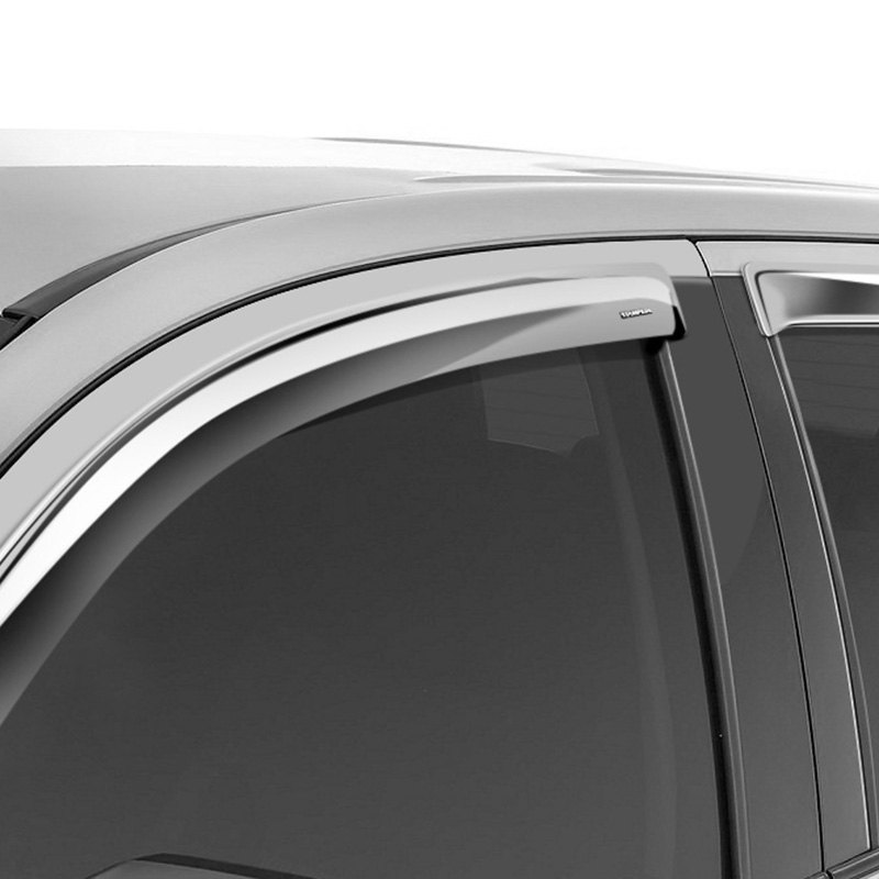 Stampede Tape-Onz Side Window Deflector
