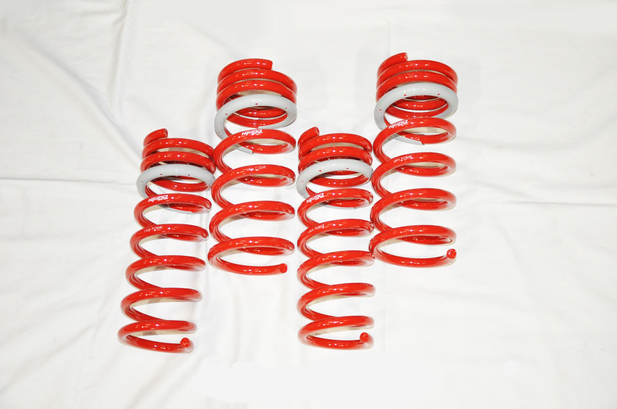 Tanabe NF210 Performance Lowering Springs - Tanabe TNF153