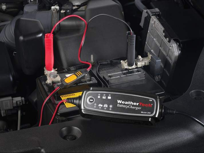 WeatherTech Battery Charger