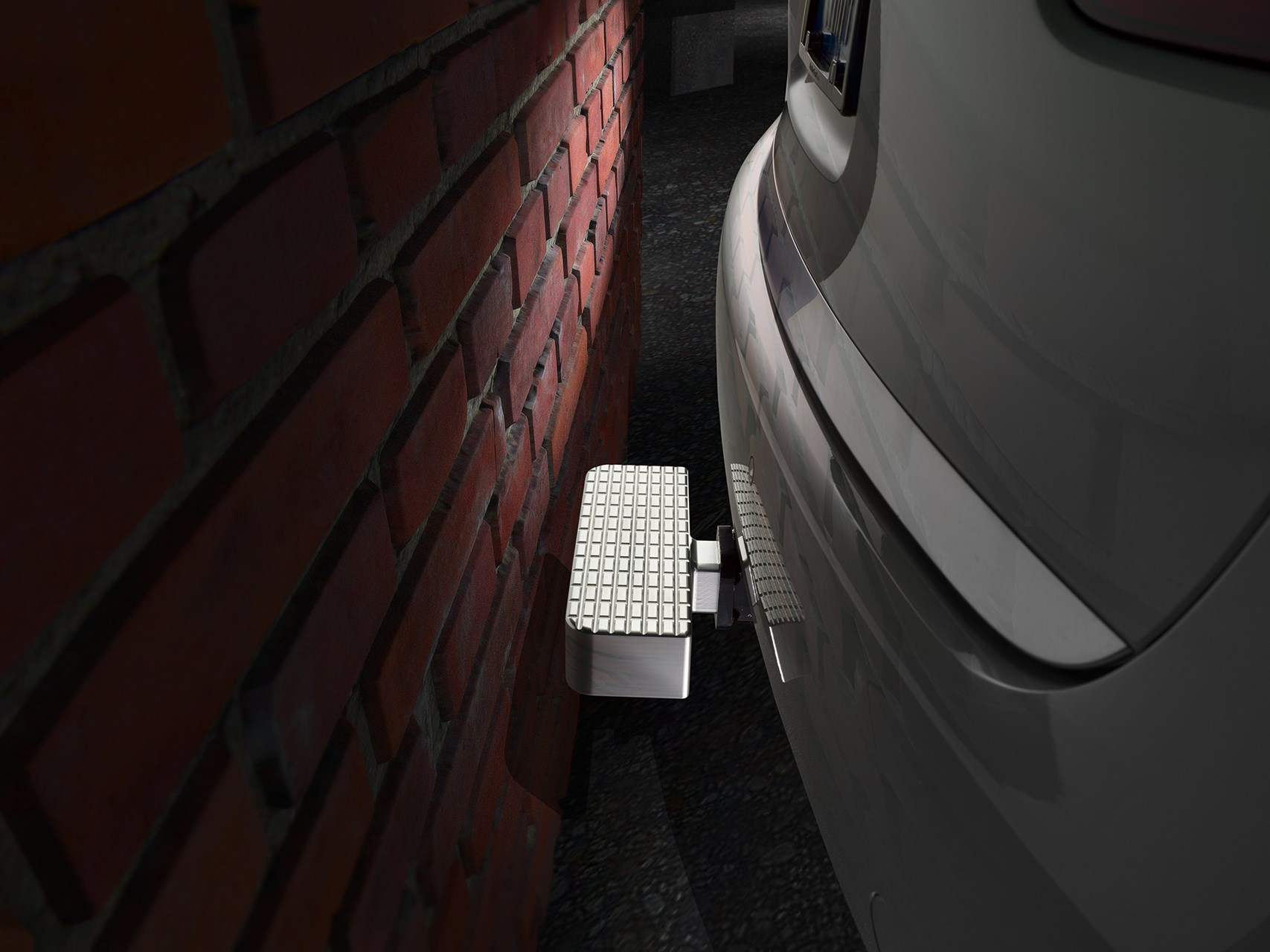 WeatherTech BumpStep Hitch Step
