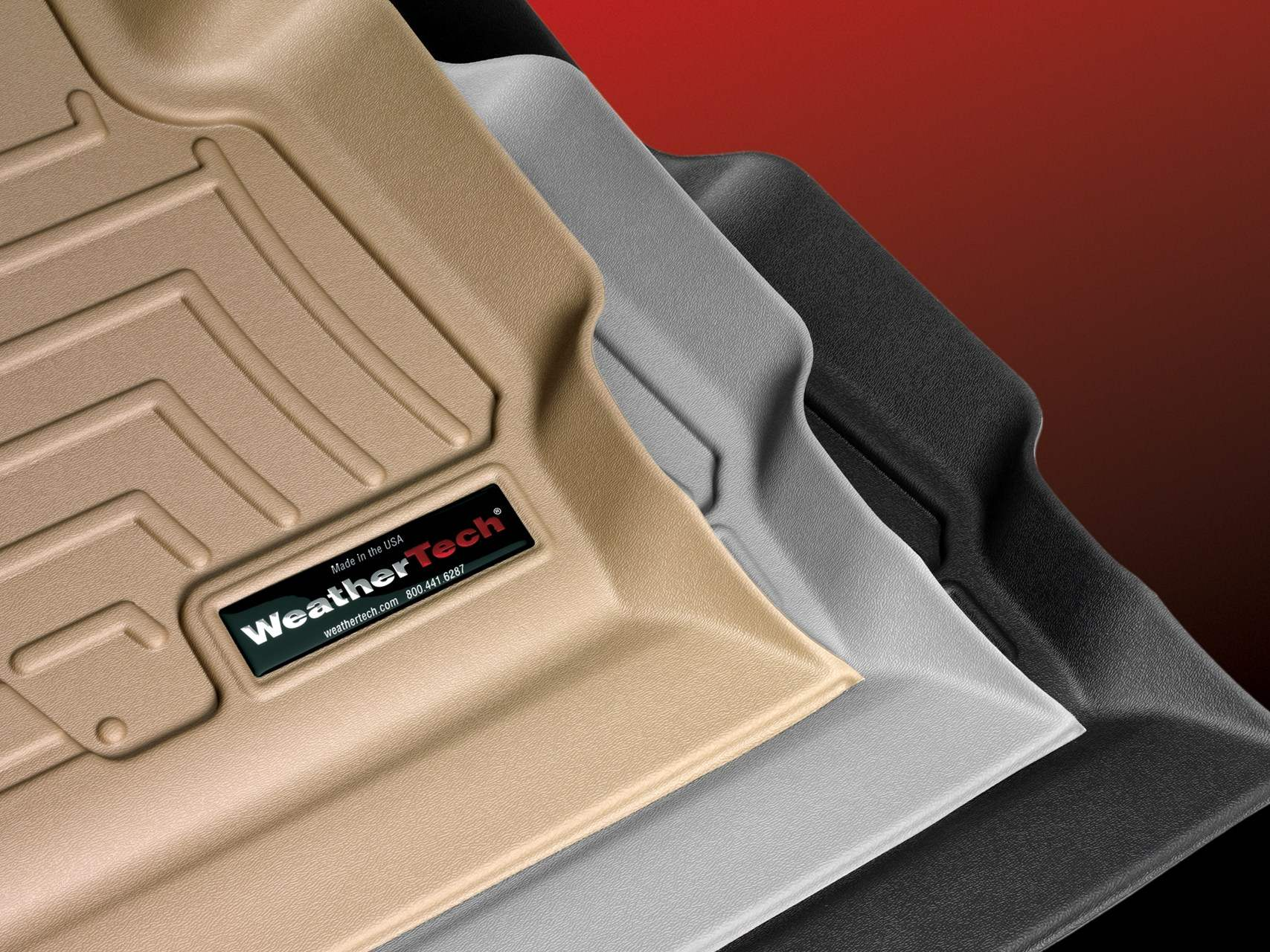 WeatherTech DigitalFit Floor Liners - WeatherTech 442073