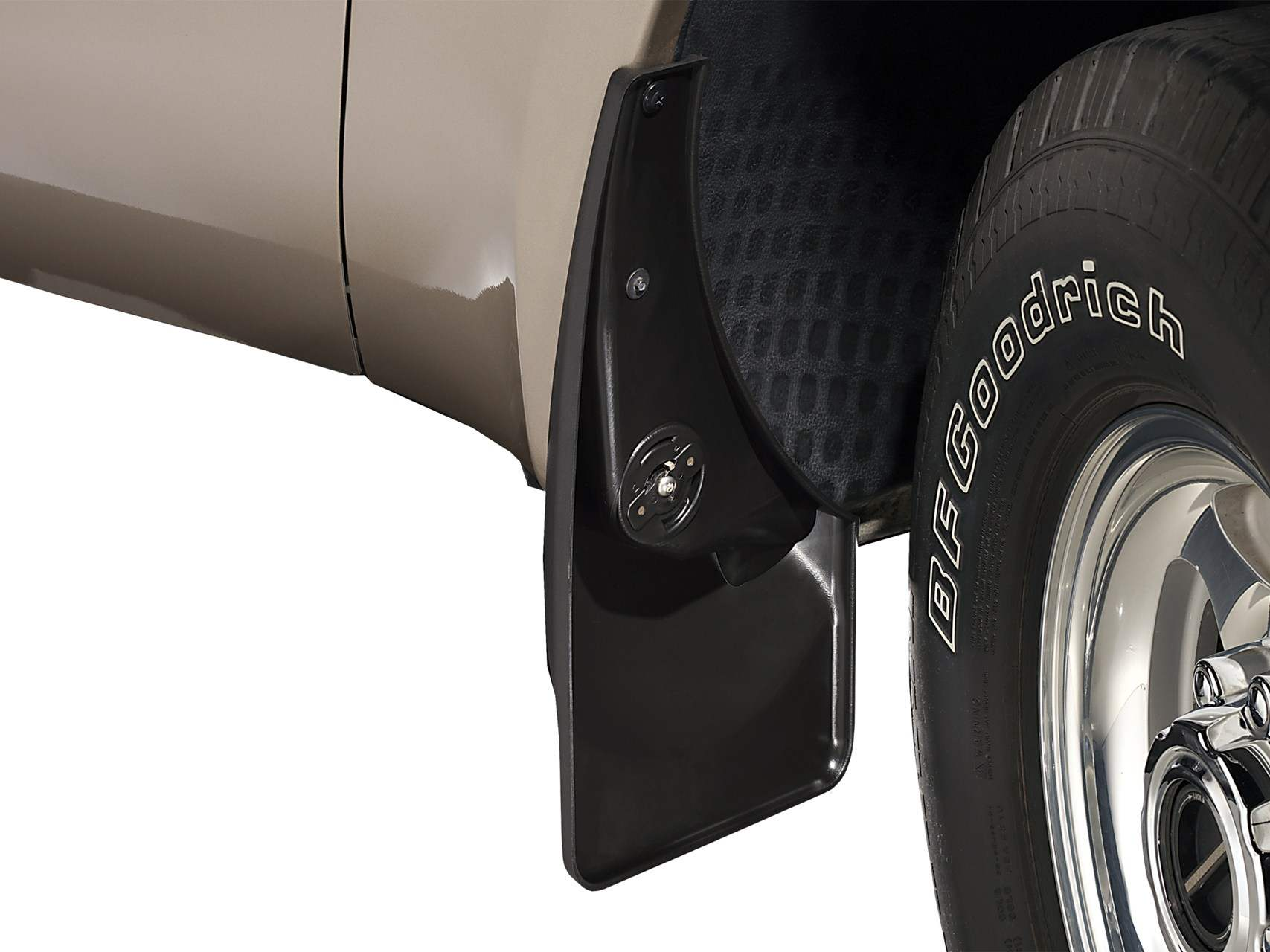 WeatherTech DigitalFit No-Drill Mud Flaps